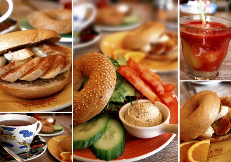 broodje gezond knutselen