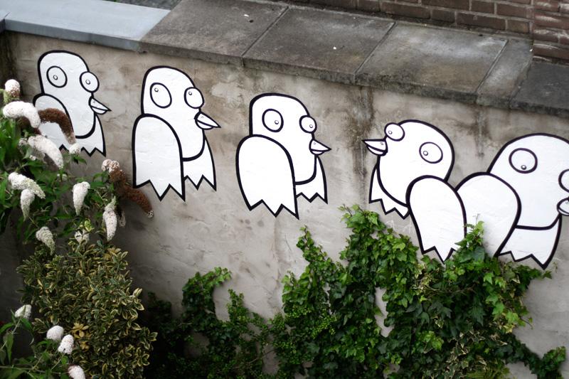 vreemdevogels