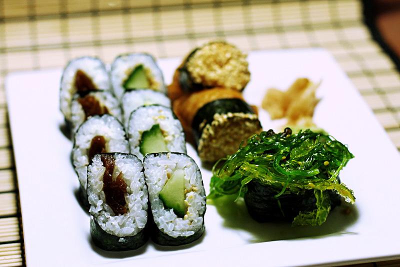 zeewier eten