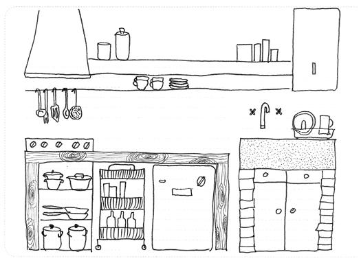 Keuken wat maakt suzette nu for Zelf keukenontwerp maken