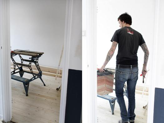 Slaapkamer Lichtgrijs : onze slaapkamer de kozijnen heb ik lichtgrijs ...