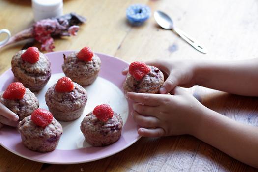 3- Muffins