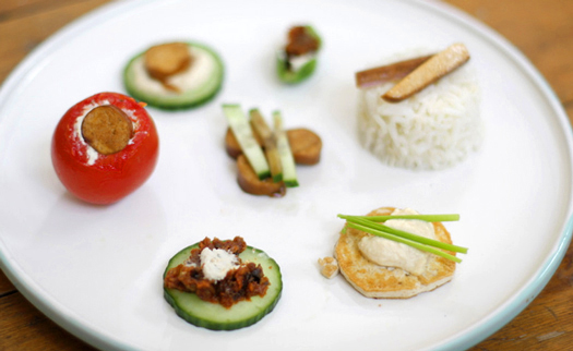 Kids tapas (vegan)