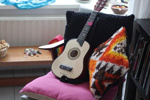 Klein gitaartje
